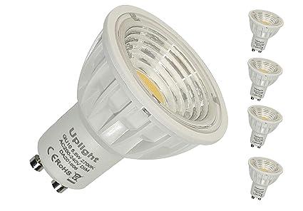 Retrofit Led Lampen : Dimmbar retrofit gu led lampen super hell lm ersetzt w w
