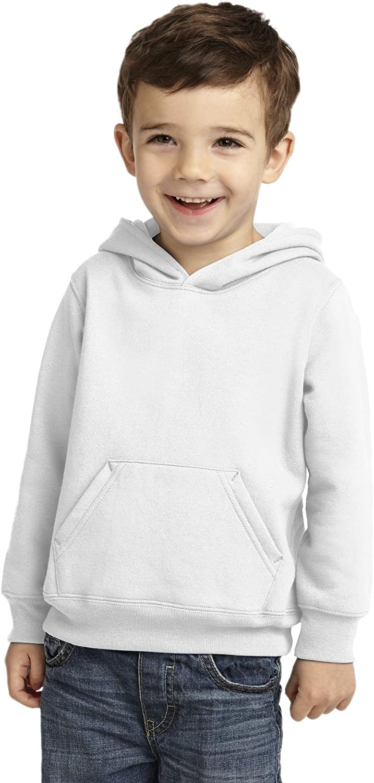 Precious Cargo Unisex-Baby Full Zip Hooded Sweatshirt 2T Candy Pink