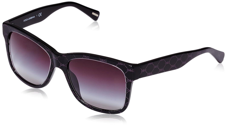 594bb82db0b4 Amazon.com  DOLCE GABBANA Sunglasses DG 4158P BLACK 2659 8G DG4158P  Dolce    Gabbana  Shoes