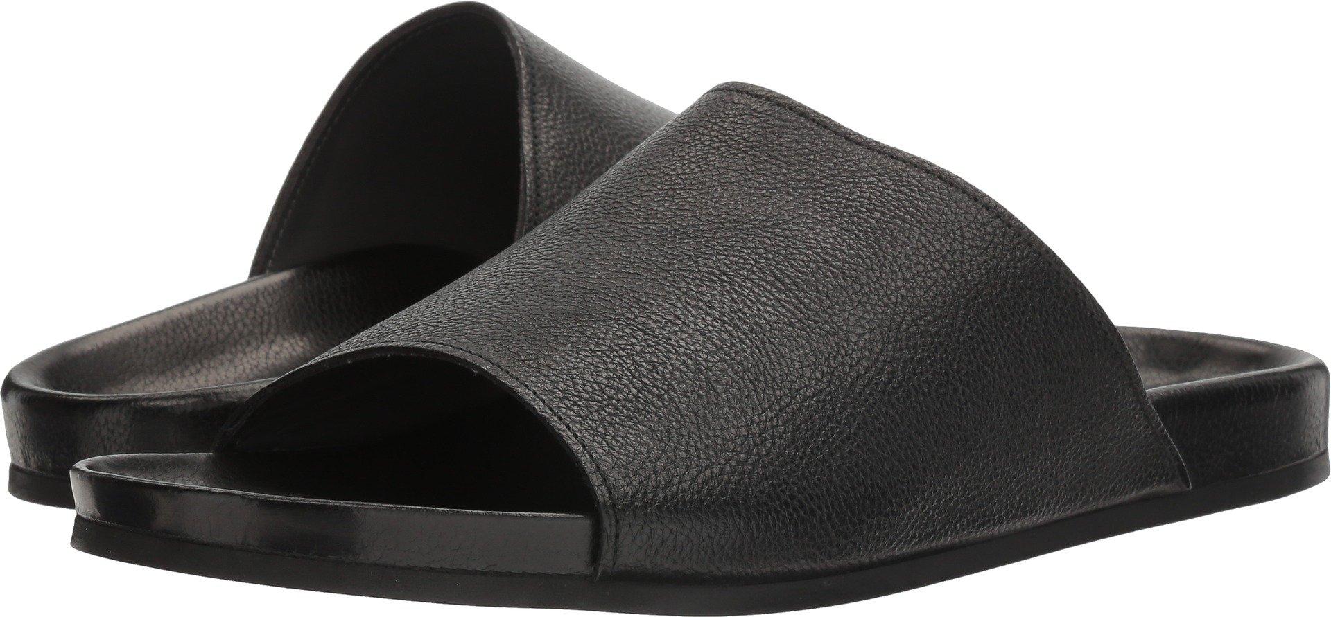 To Boot New York Men's Whitman Slide Sandal, Nappa Sport Nero, 8 M US