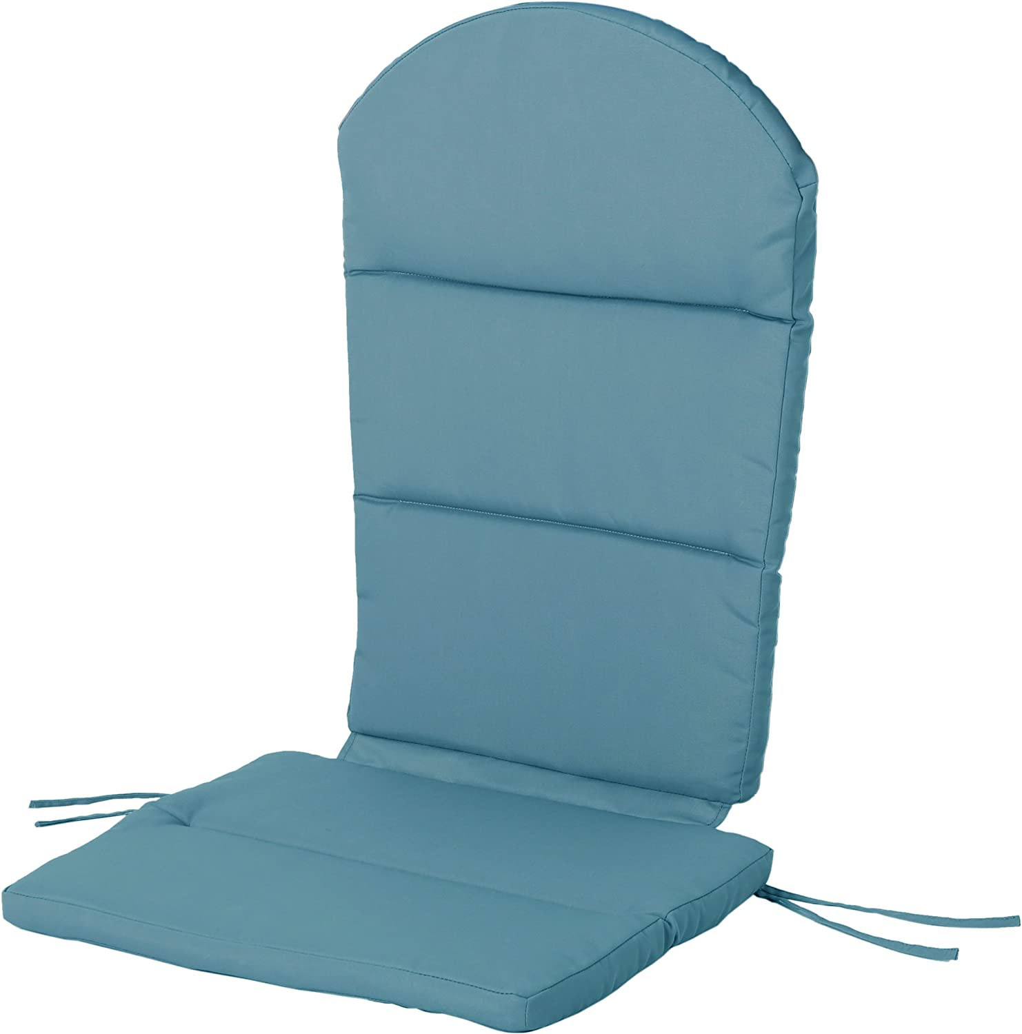 Christopher Knight Home 304528 Terry Outdoor Water-Resistant Adirondack Chair Cushion, Dark Teal
