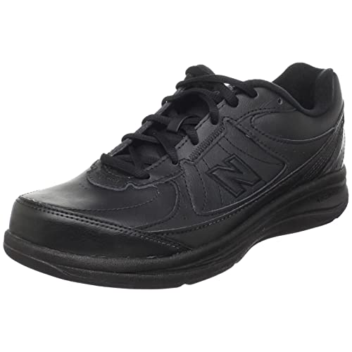 New Balance Men's MW577 Black Walking Shoe - 7 D(M) US