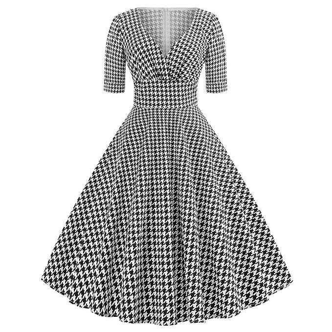 Amazon.com: Euone ❀Vestido, vestido de tutú vintage con ...