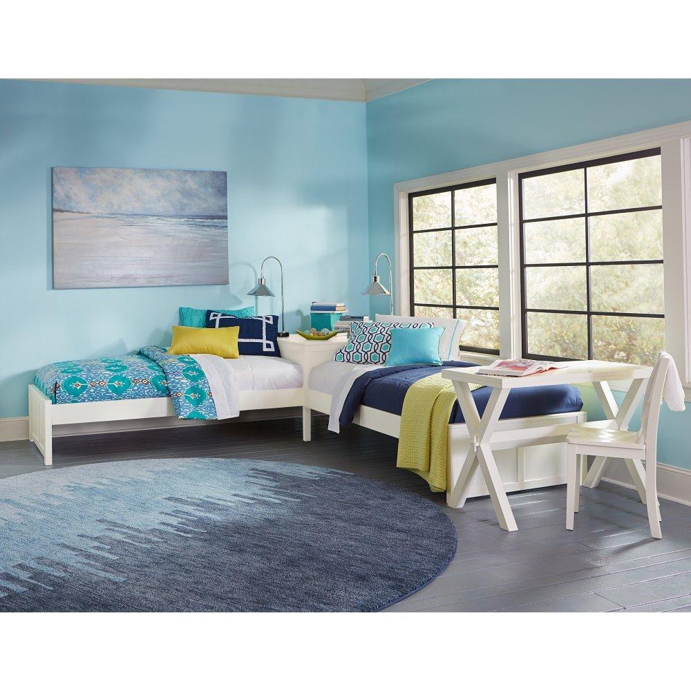 NE Kids Pulse L-Shape Bed by NE Kids