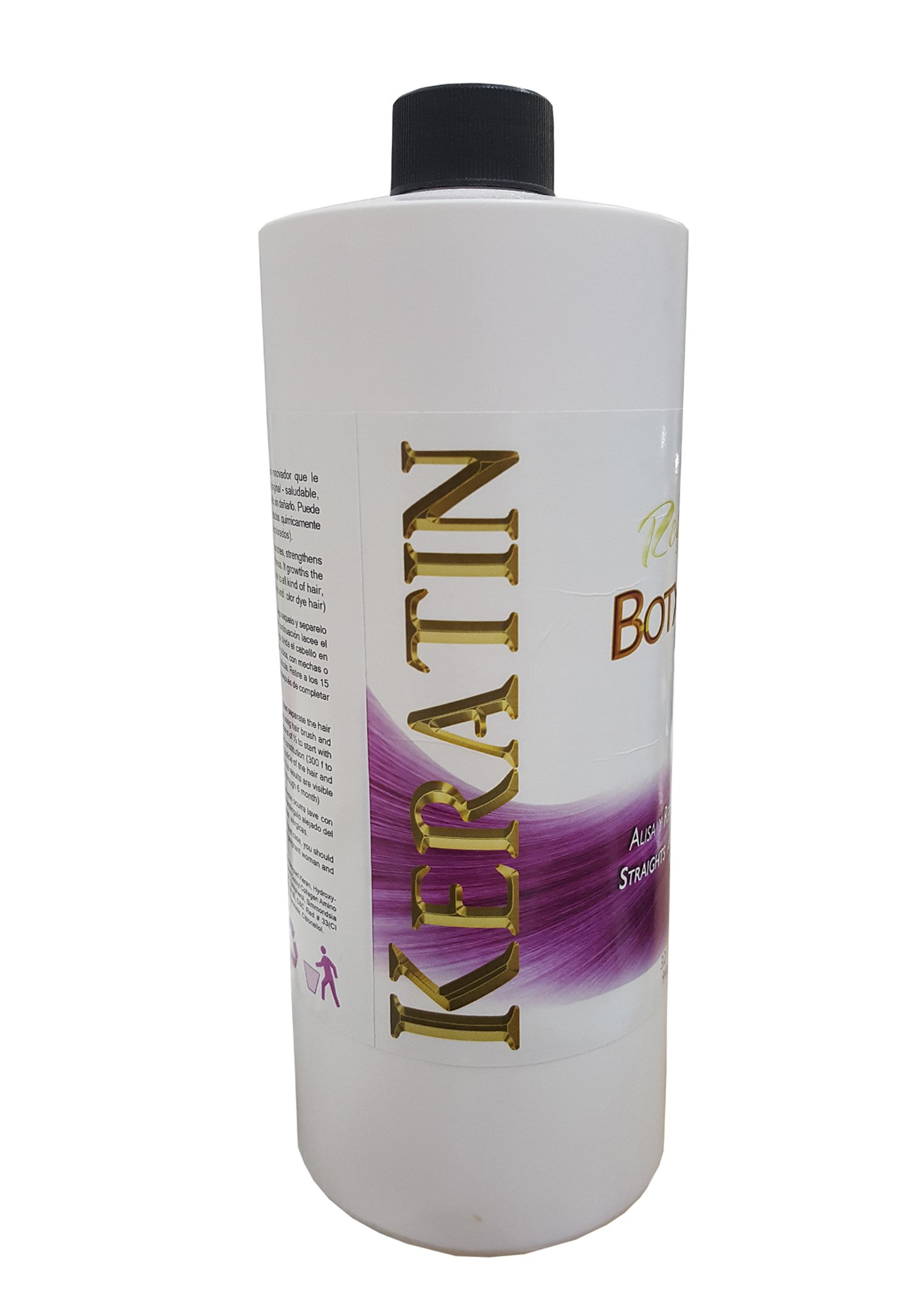 kerat treatment Botx+gel 32 oz ideal for curly hair by Reyliff (Image #2)