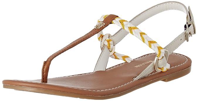 Womens J1285ennifer 27c Wedge Heels Sandals Tommy Hilfiger r6BdxglCF