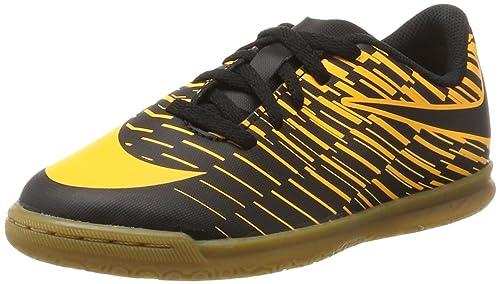 promo code 04ab5 f90b4 Nike Jr Bravatax II IC, Botas de fútbol Unisex bebé  Amazon.es  Zapatos y  complementos