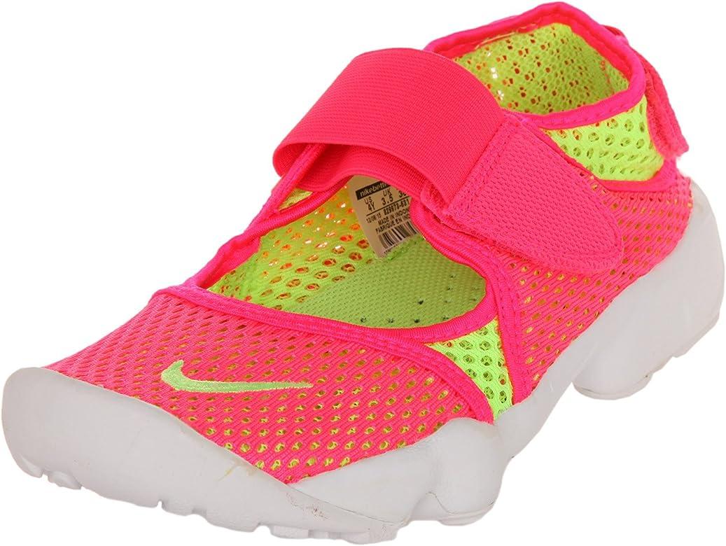 Nike Rift BR (GS/PS Girls), Zapatillas de Deporte para Niñas, Rosa (Rosa (Hyper Pink/Ghost Green-White), 36.5 EU: Amazon.es: Zapatos y complementos