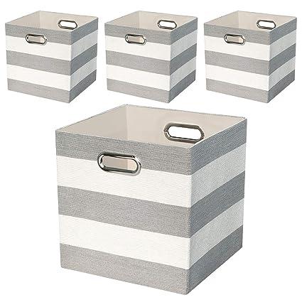 Cajas de Almacenaje,Cestas de Organizador,Cestos para la Colada Plegables, Cestas de