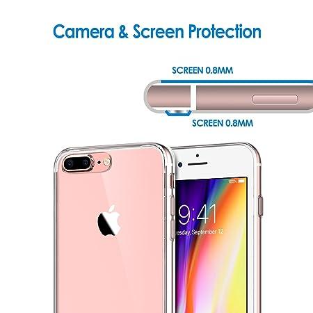coque iphone 7 plus welkoo