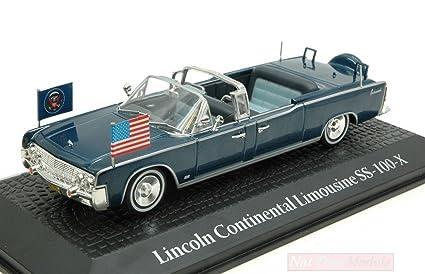 Amazon Com Magprc601 Lincoln Continental Limousine Ss 100 X Jfk