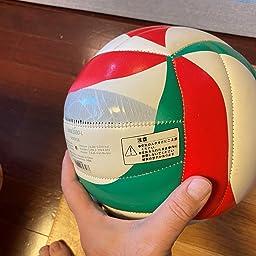 Amazon Molten モルテン バレーボール ソフトサーブ 軽量4号球 V4m3000 L モルテン Molten ボール