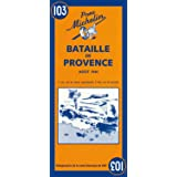 Michelin Map Battle of Provence (Maps/Historical (Michelin))