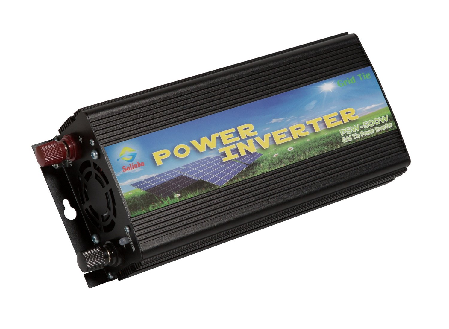 Best Rated In Solar Wind Power Inverters Helpful Customer Inverter Systerm Solinba 500w Grid Tie Pure Sine Wave Dc11 28v To Ac90 130v