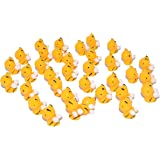 AMOBESTER Sime Charms 35PSC Little Bees Slime Beads for Slime Decor