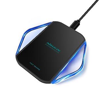 Nillkin Magiccube Schnelle Lade Tragbare Qi Drahtlose Ladegerät Für Samsung Hinweis 9 8 S9 Plus Für Iphone X Xr Xs Max Drahtlose Ladegerät Handy-zubehör