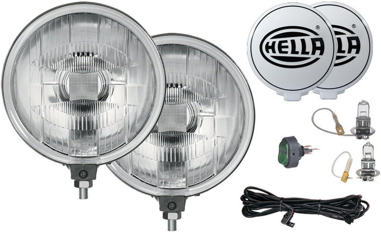 HELLA 500 Series Driving Lamp Kit