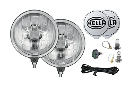 amazon com hella 005750952 500 series driving lamp kit automotive rh amazon com