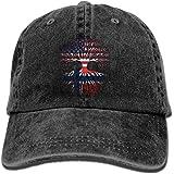 ghkfgkfgk Roger Federer Adult Hats Unisex Fashion Plain Cool Adjustable Denim Jeans Baseball Cap Cowboy