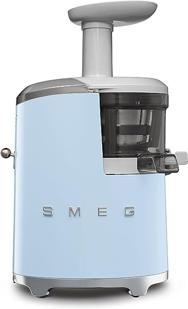 SMEG Licuadora SJF01PBEU, 150 W, 0.5 litros, Acero Inoxidable ...