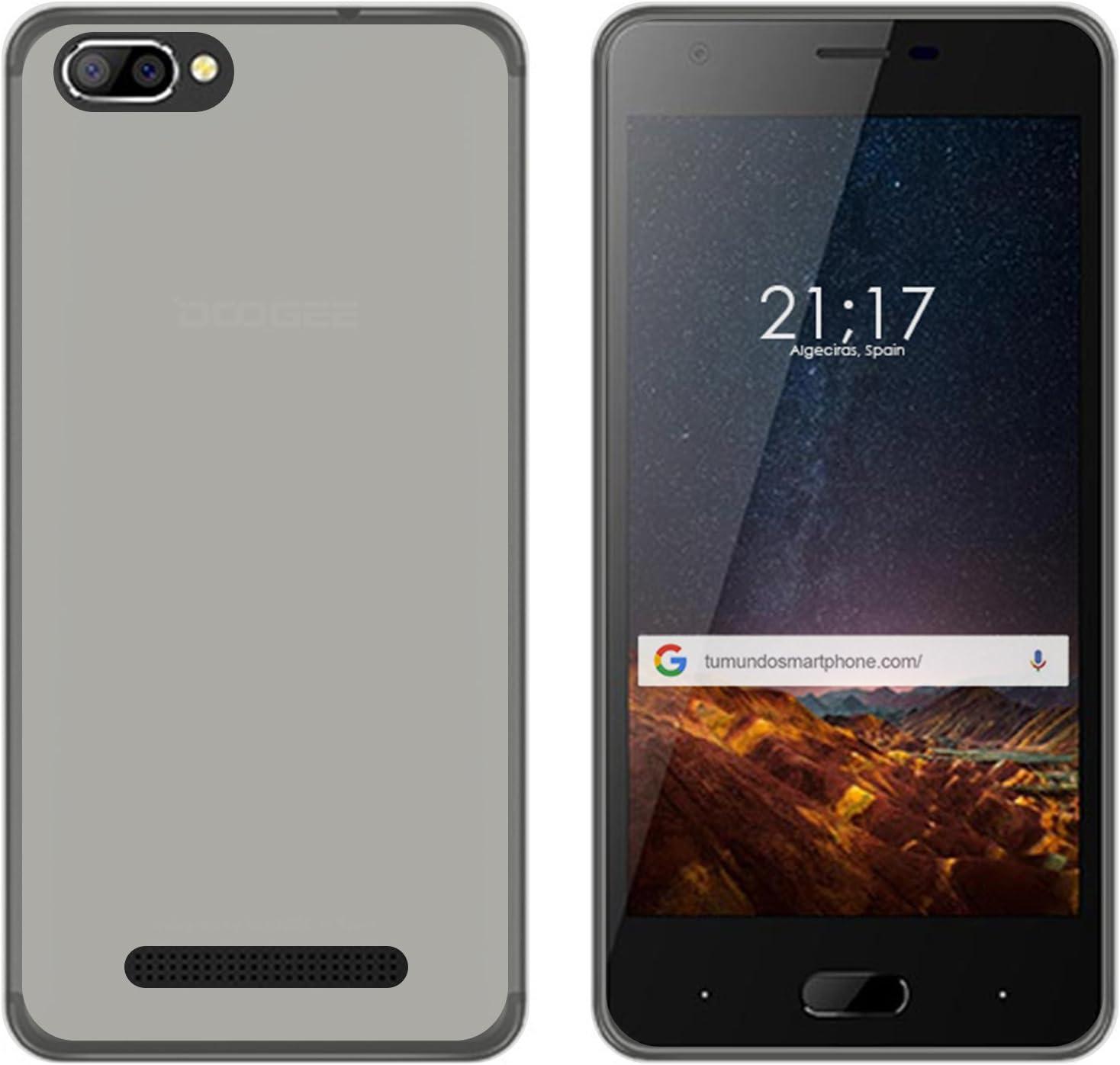 Tumundosmartphone Funda Gel TPU para DOOGEE X20 / X20L Color ...