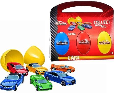 jeux de voiture avec un oeuf