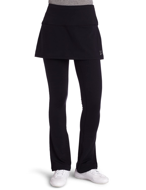 Skirt Sports Womens Tough Girl Skirt with Spandex Pants SkirtSports Inc. 5007-Parent