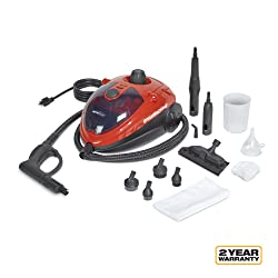 AutoRight SteamMachine Multi-Purpose Steam Cleaner - Best Priced Model