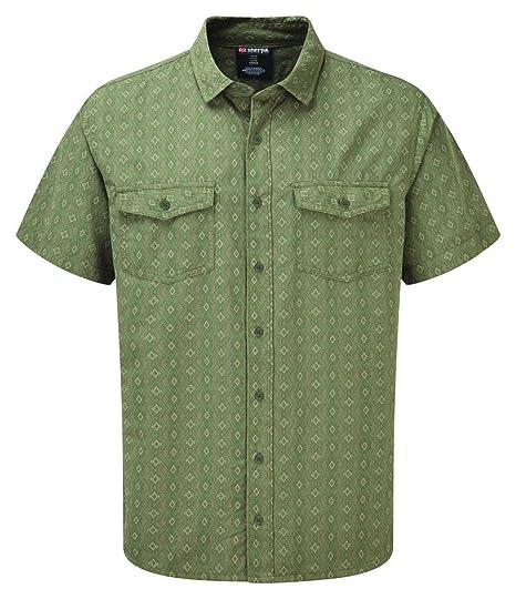 Columbia Kurzarmhemd f/ür Herren Utilizer II Solid Shirt Sleeve Shirt Polyester