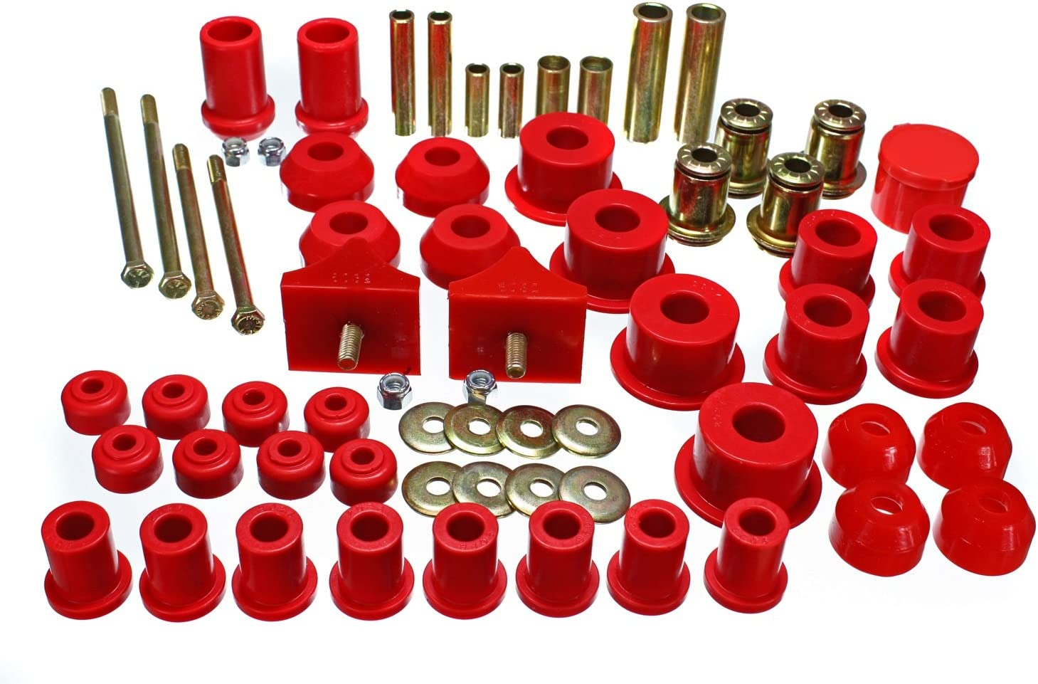 Energy Suspension 3.4126G Body Mount Bushing Set