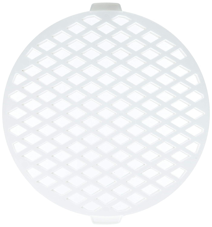 Stadter Rund Gitterstanze Plastik Weiss 30 X 30 X 30 Cm Amazon De