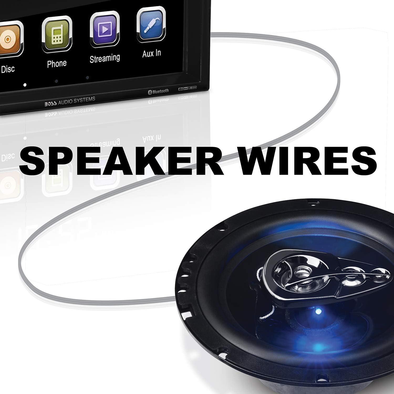 Sony Xmn1004 Kfz Verstärker 1000 Watt Boss Audio Kit2 8 Gauge 3 27 Mm Auto Installations Set Verstärker Endstufe Kabel Anschlusskabel Cinch Kabel Mehrfarben Audio Hifi