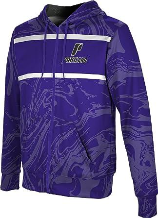 ProSphere University of Portland Girls Zipper Hoodie Ombre School Spirit Sweatshirt