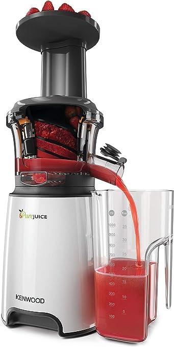 Kenwood Pure Juice JMP600WH Extractor de zumos saludables, uso ...