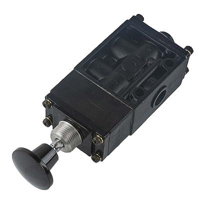 World American WAK910058 Aux Lift Valve: Automotive