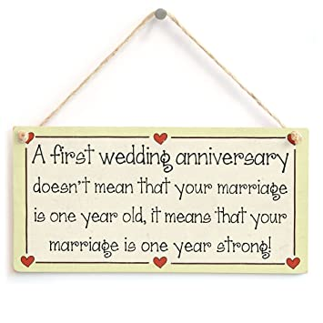First Wedding Anniversary.A First Wedding Anniversary Doesn T Mean That Your Marriage Is One Year Old It Means That Your Marriage Is One Year Strong Wedding Anniversary
