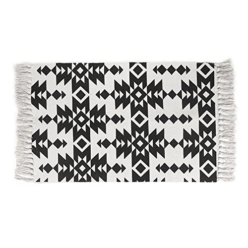 Black And White Rugs: Amazon.com
