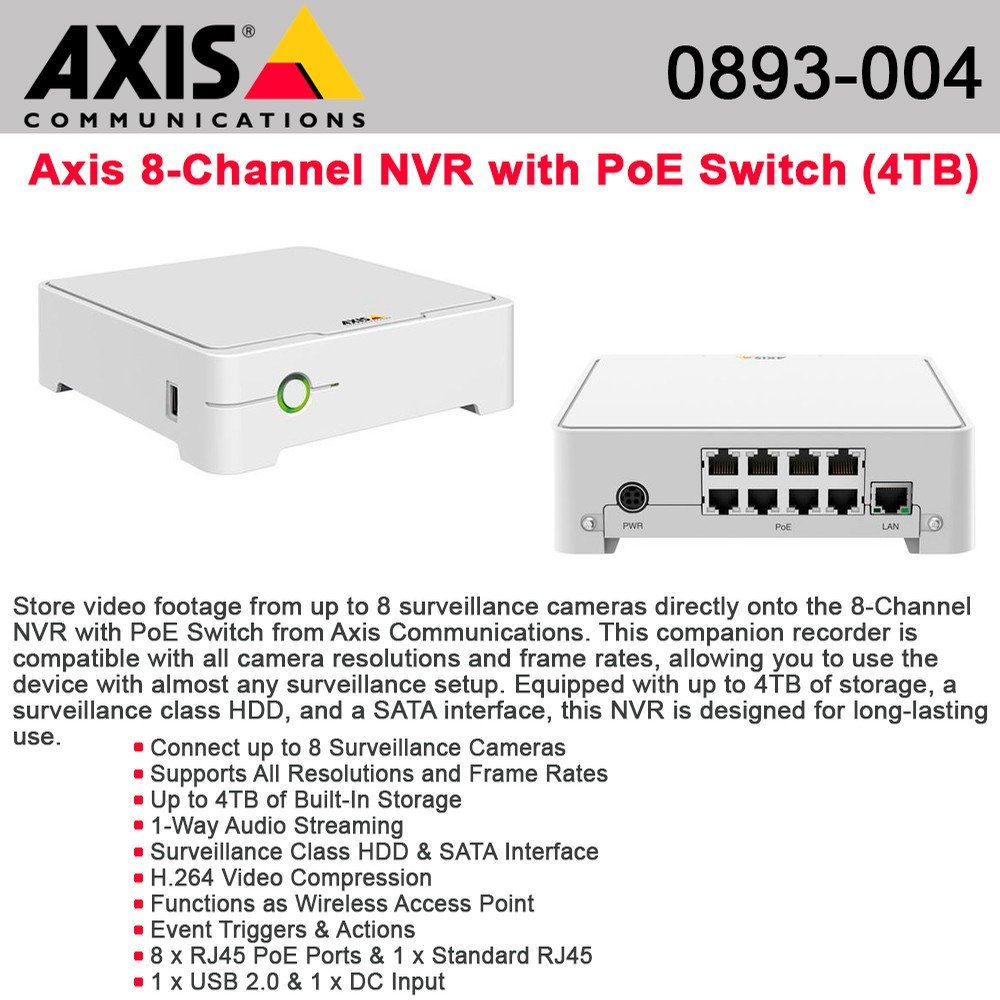 AXIS Companion Recorder by Axis (Image #1)