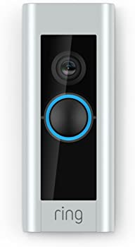 Ring Pro Wi-Fi Enabled Full HD 1080p Video Doorbell with Night Vision