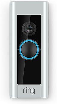 Refurb Ring Pro Wi-Fi Enabled Full HD 1080p Video Doorbell