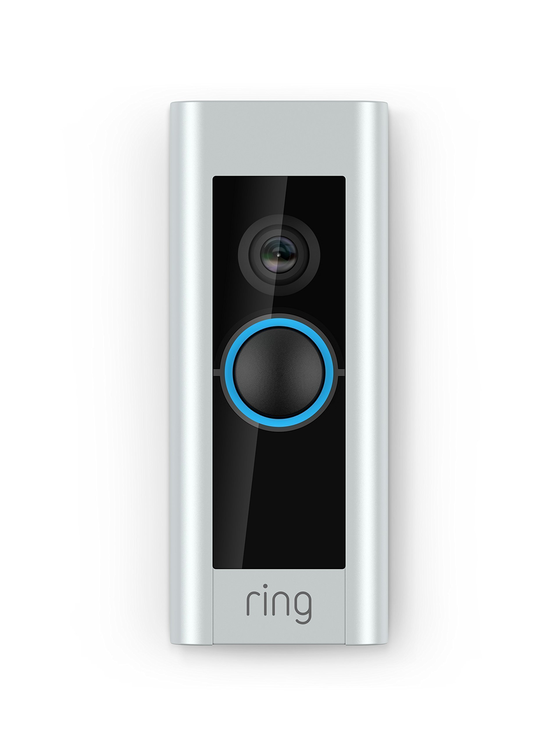 Ring Video Doorbell Pro, with HD Video, Motion Activated Alerts, Easy Installation (existing doorbell wiring required) by Ring