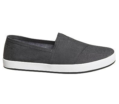 91314da4a855 Amazon.com   TOMS Men's Avalon Slip-on   Loafers & Slip-Ons