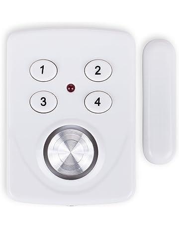 Smartwares 10.023.30 Alarma de Ventana y Puerta, Blanco