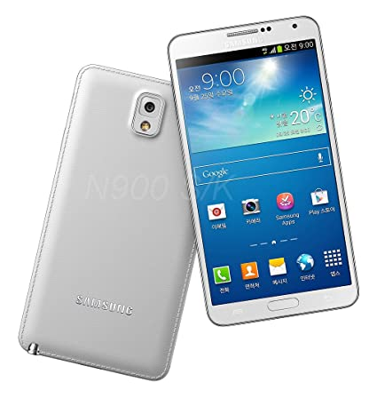 32GB White Samsung Galaxy Note 3 III N900 N9005 Korea S/K LTE-A