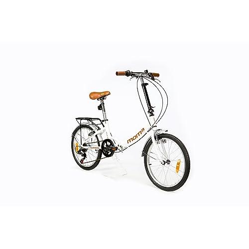 Moma Bikes Bicicleta Plegable Urbana FIRST CLASS 20