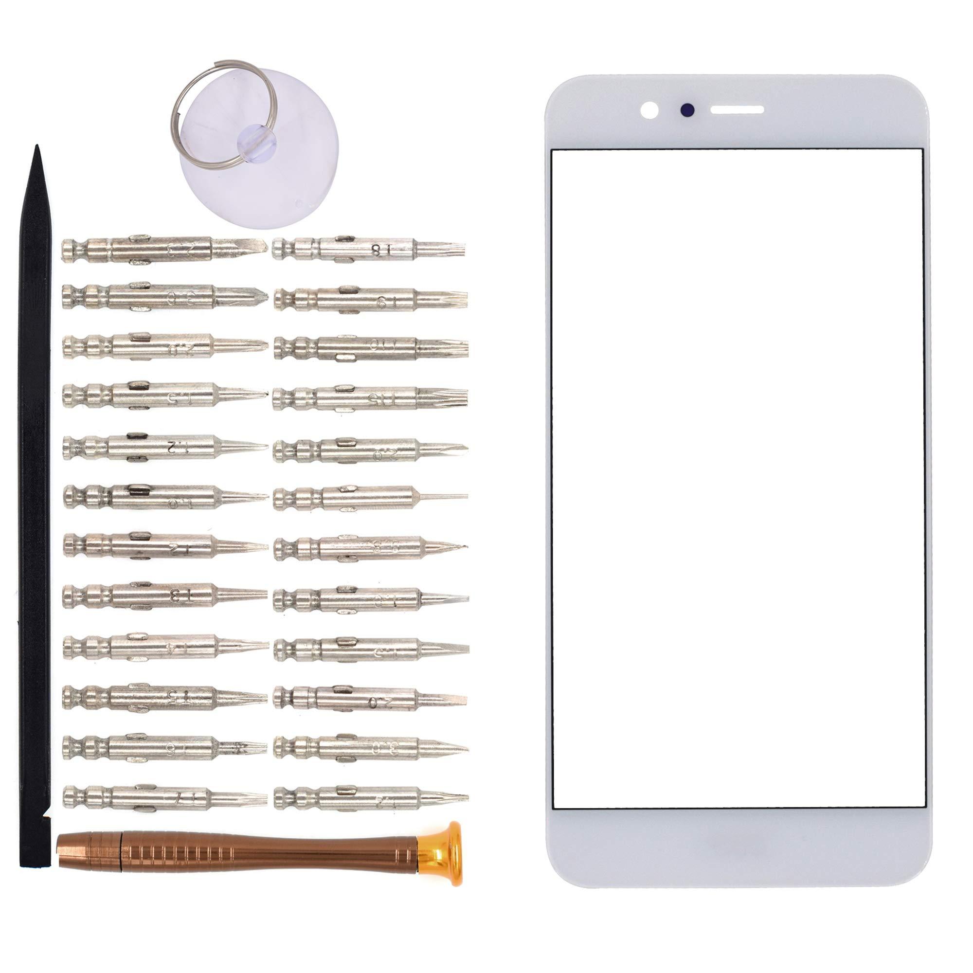 Vidrio Frente Para Huawei Nova 2 Plus Blanco [goodyitou]
