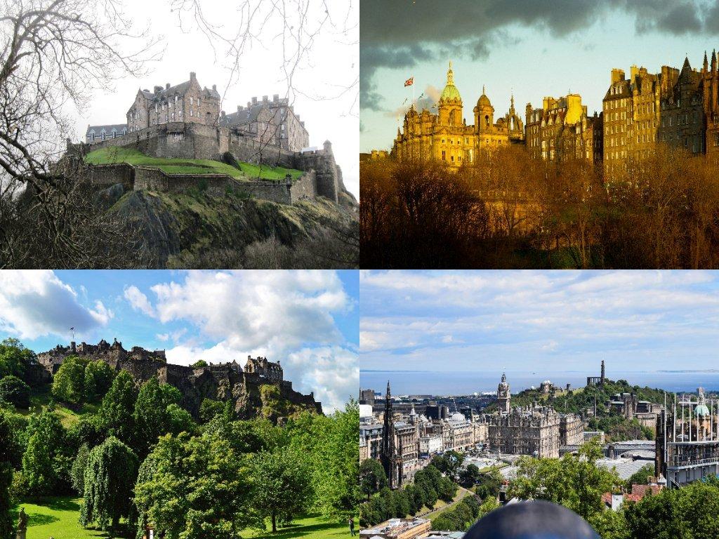 Lais Lais Lais Puzzle Collage Edinburgh 2000 Teile a22fe7