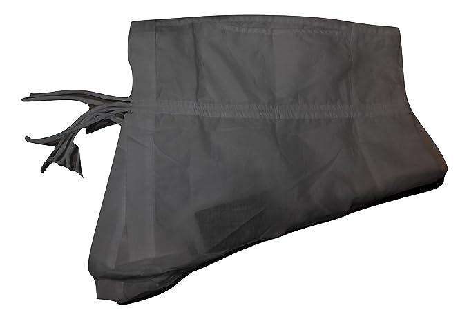 1fbe70cc0ed EMPORIO ARMANI SWIMWEAR - Short - Femme Noir Bianco Small  Amazon.fr ...