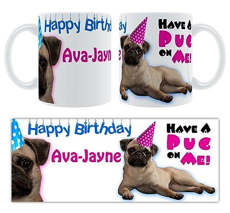 Feliz cumpleaños AVA-Jayne - Have A de CARLINO On Me ...