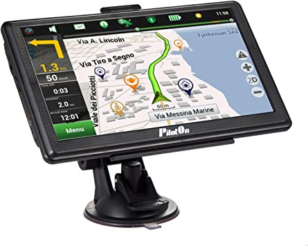 Sat Nav Auto Gps Navigation Mit 2 Ladegeräten 7 Zoll 8gb Kapazitiver Touchscreen 256 Mb Ddr 800x480 Enthalten Uk Und Europa Neuesten Karten Auto